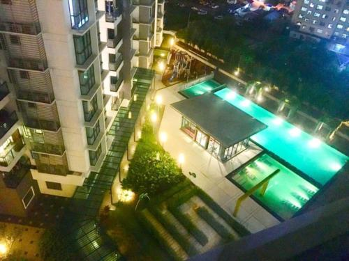 Boulevard Residence Facilities Night View