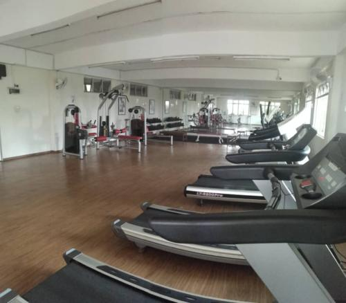 Uptown Residence Gym Room