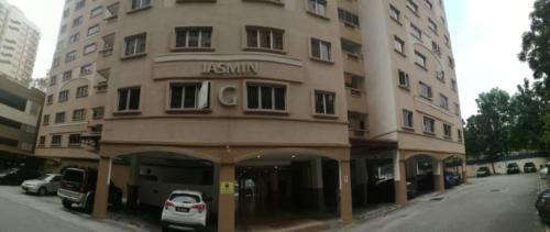 Pelangi Damansara Building View