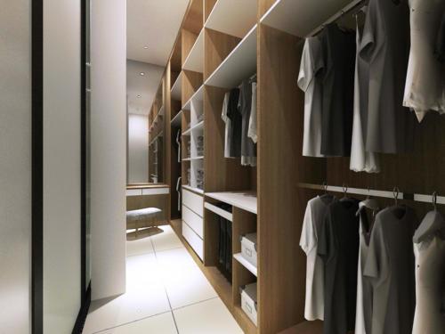 Walk In Wardrobe Design