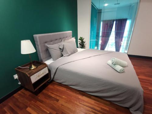 Short Stay Unit Bed Room